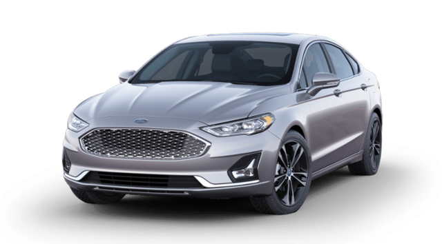 2019 Ford Fusion Titanium Sedan